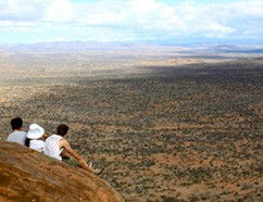 Princeton offers a program in Tropical Biology and Sustainability in Kenya.