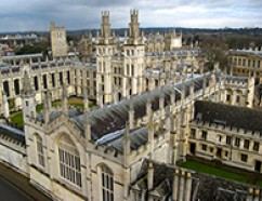 All Souls College, University of Oxford.