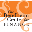 Bendheim Center for Finance Logo
