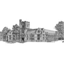 Pencil sketch of East Pyne