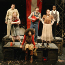 Photo of theatrical production