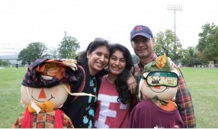 Freshaman Families Weekend Image