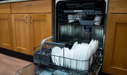 Sustainability Dishwasher at McGraw Center