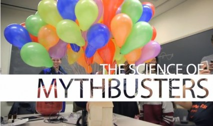 Science of Mythbusters Freshman Seminar
